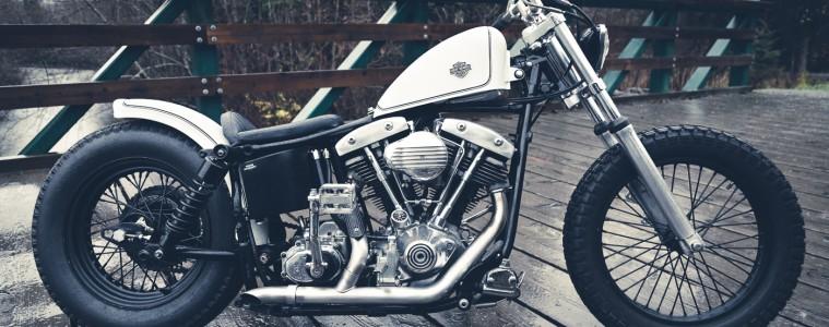 Todd Schumlick's custom Harley Davidson Shovelhead